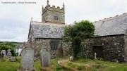 Im Dorf Zennor an der Küste von Cornwall