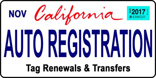 Find My Vehicle Registration Online