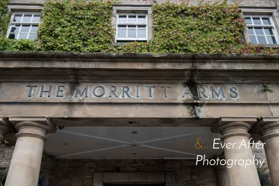 Morritt Hotel Wedding Photography, And Ever After Photography