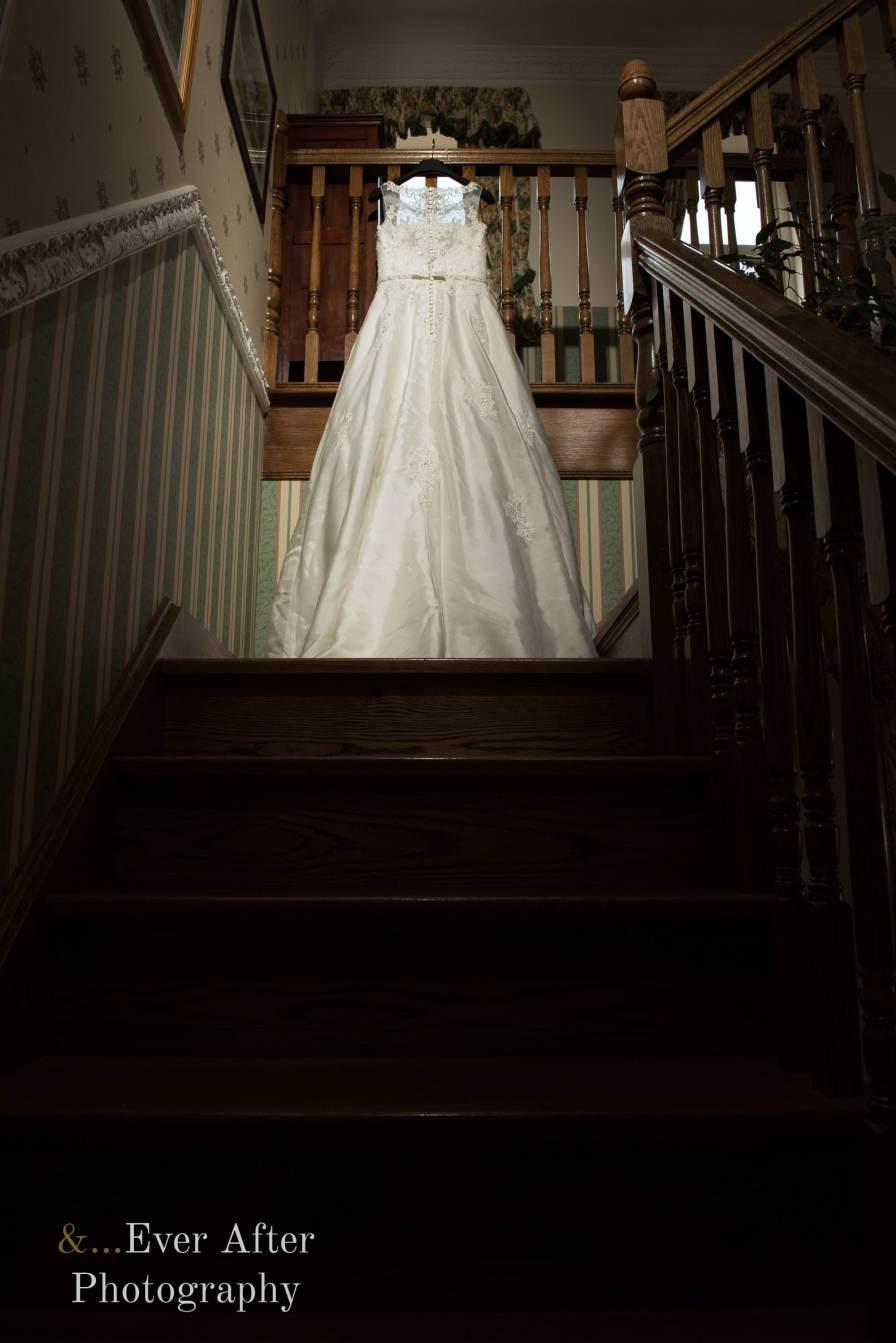 wedding dress, wedding day, bridal preparations