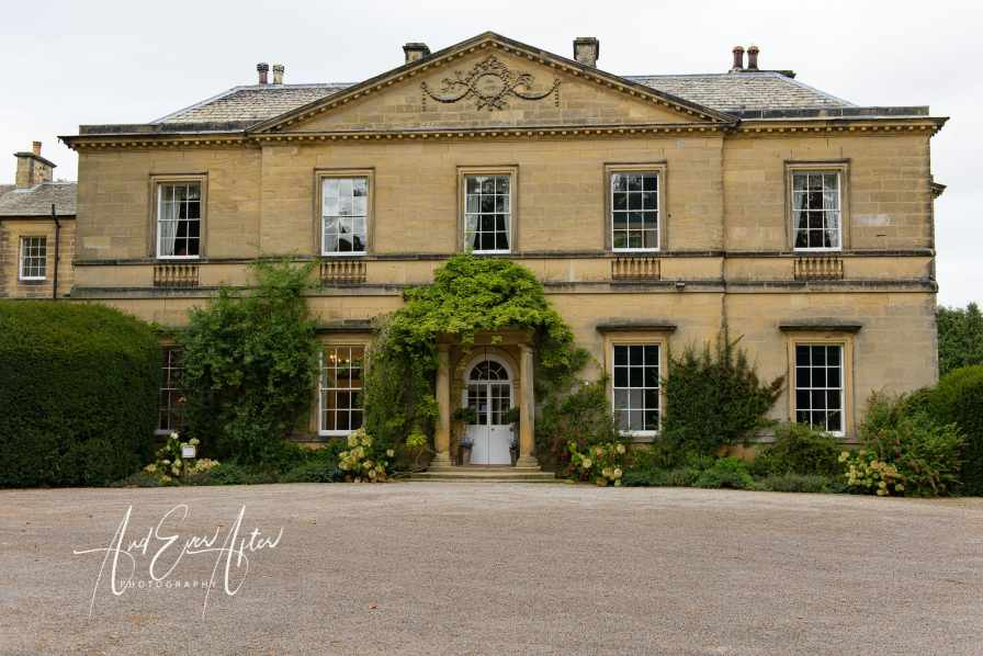 Middleton Lodge, Wedding venue
