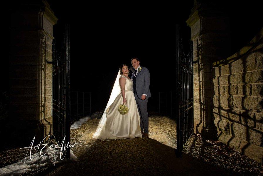 lartington hall wedding photography, bride and groom creative photography, wow shots