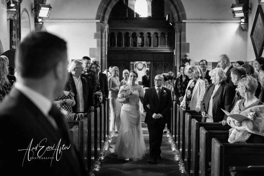 father of the bride, wedding day, photography, church
