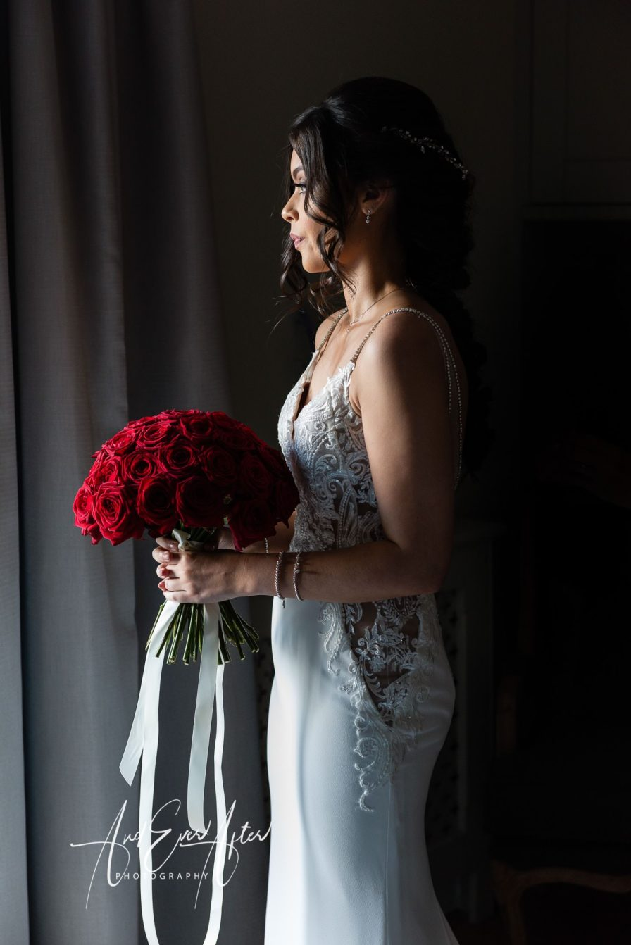 wedding dress, wedding rings, wedding day, wedding photographer, Durham wedding photography. Bride preparation, wedding day