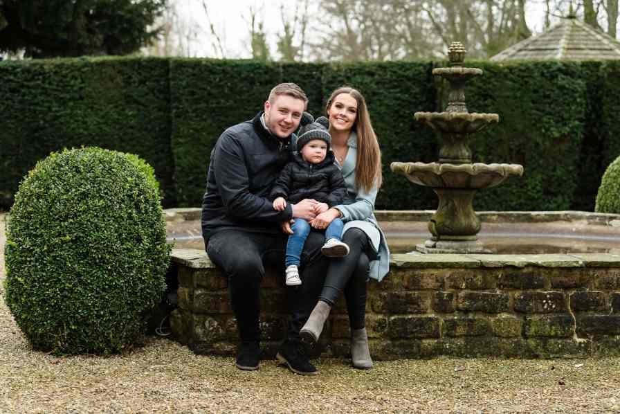 Lifestyle photoshoot, family portrait, photography