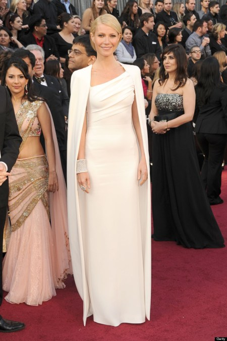 gwynth at the oscars