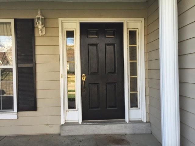 Front Door Makeover!