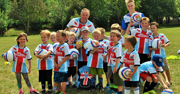 British Soccer Camps Are Coming This Summer!