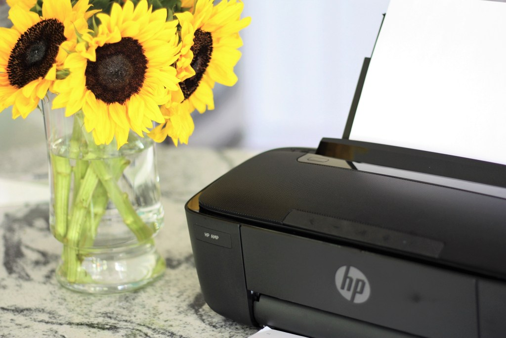 HP Amp 100 Printer for Home Office