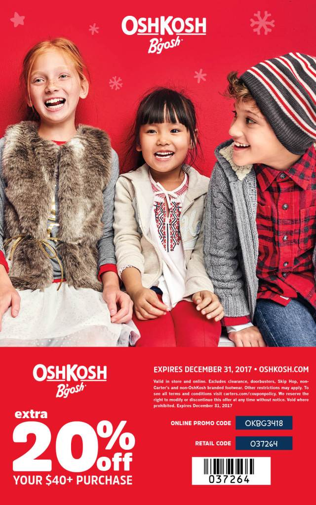 Oshkosh-Coupon