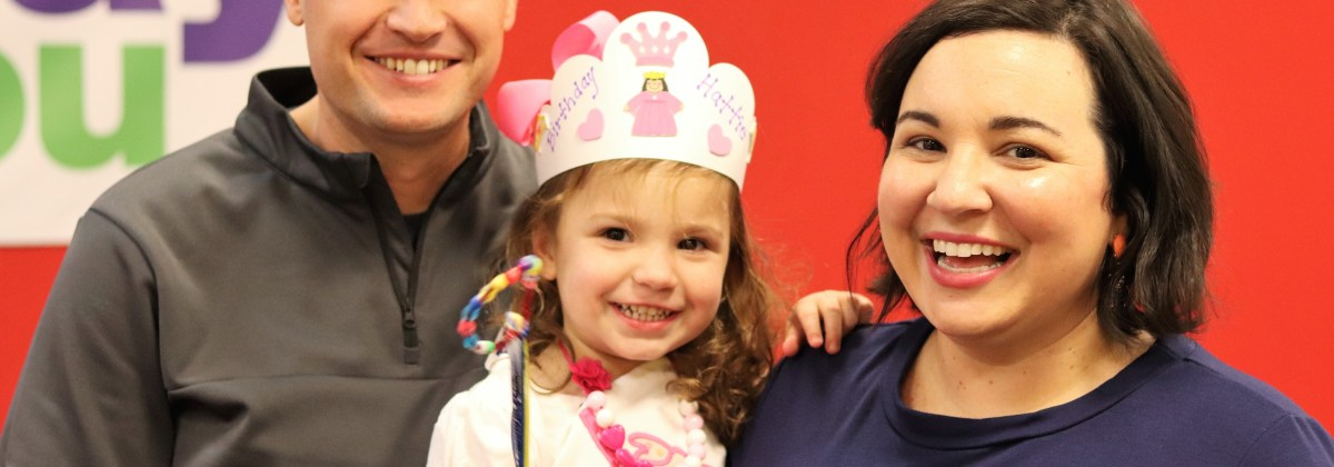 Birthday Party Fun with The Magic House