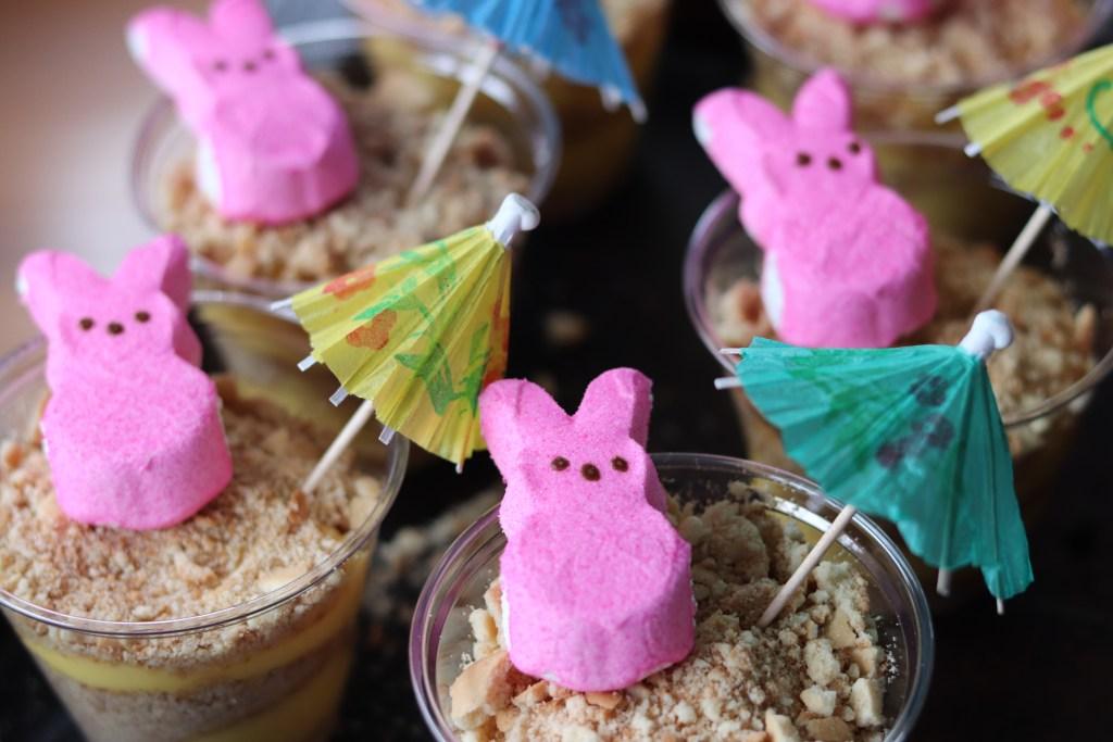 Beach Bunny Sand Cups
