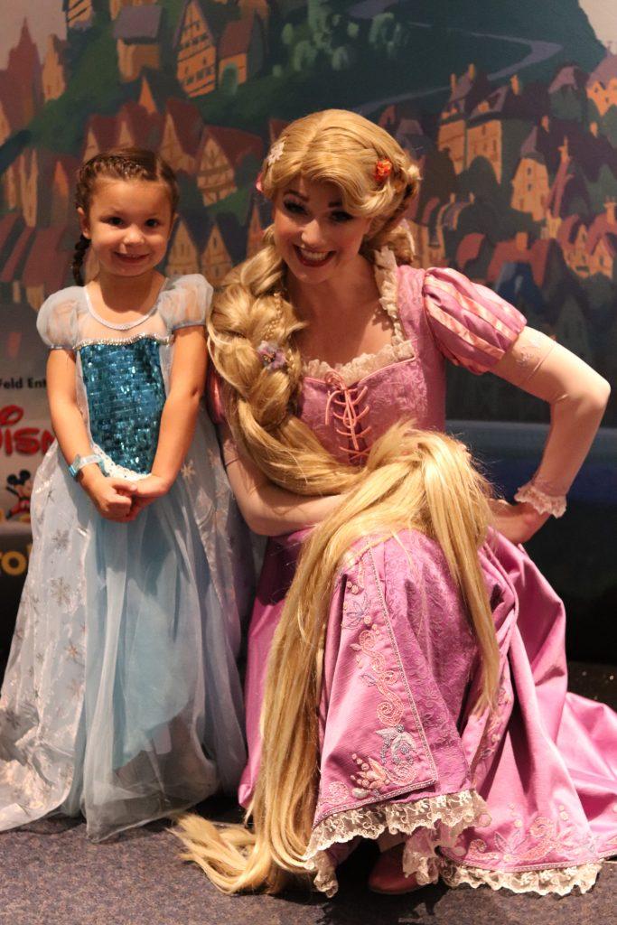 Disney on Ice STL And Hattie Makes THree