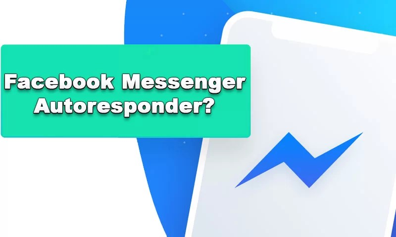 AWK Notes: Facebook Messenger Autoresponder?