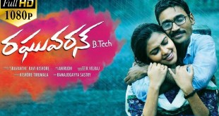 Raghuvaran B.Tech Latest Telugu Movie