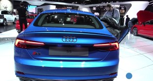 Audi brings the sportback to the A5
