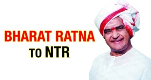 Demand for NTR's Bharat Ratna ridiculed