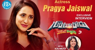 Actress Pragya Jaiswal Exclusive Interview
