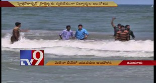 High drama as students threaten to jump into sea for farmers