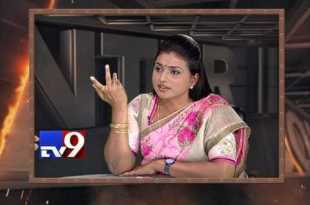 Roja justifies behaviour in AP Assembly ? – Watch in Encounter !