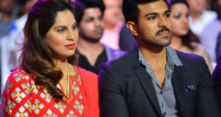 Upasana's birthday gift to Cherry: RC11 shooting delayed