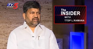 T-TDP President L Ramana Exclusive Interview