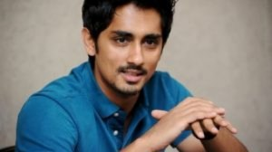 Siddharth reveals first look of debut Malayalam film