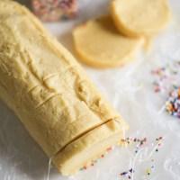 Easy Slice and Bake Sugar Cookie Recipe