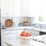 How I Painted My Kitchen Countertops Andie Mitchell