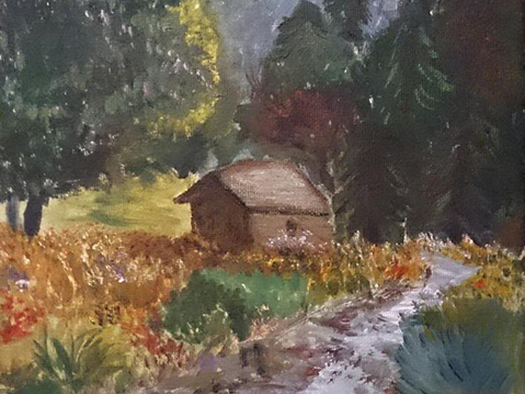 Transylvanian scenery