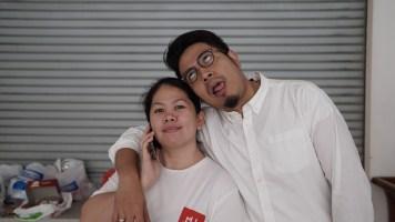 Jozz Felix dan Dinda Kamil