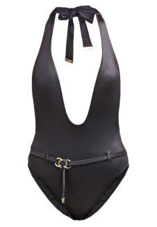 Calvin Klein Swimwear Badpak - black