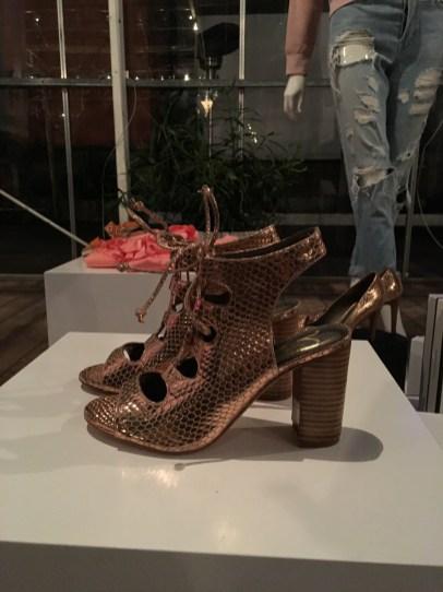 koperen sandalen Baci