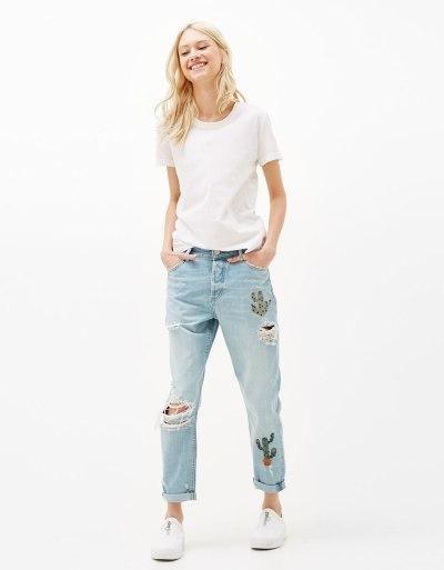Bershka - boyfriend jeans