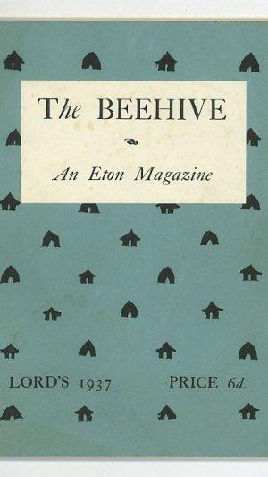 The Beehive: An Eton Magazine