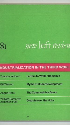 New Left Review 81 Industrialization in the Third World