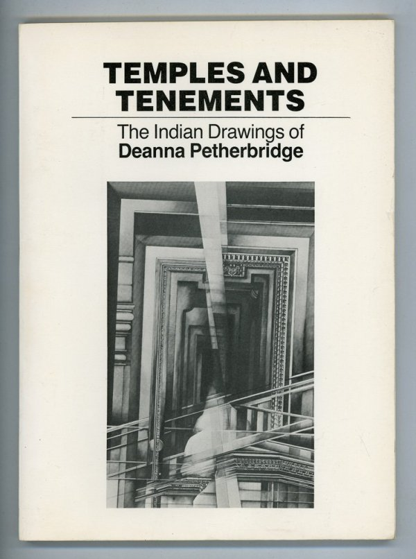 Temples and Tenements: The Indian Drawings of Deanna Petherbridge