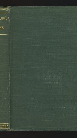 Poems of Henry W. Longfellow Including Evangeline, the Song of Hiawatha, the Courtship of Miles Standish and Tales of a Wayside Inn