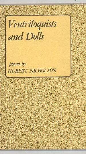 Ventriloquists and Dolls