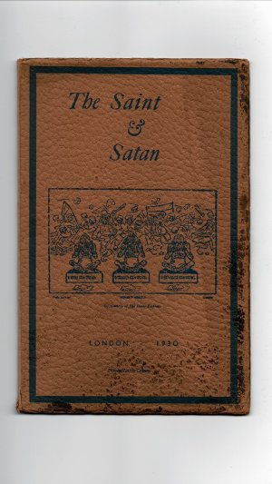 The Saint and Satan