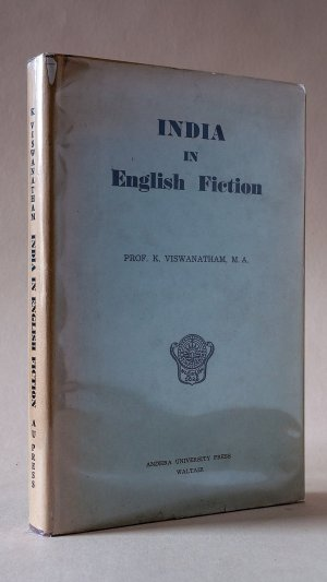 India in English Fiction