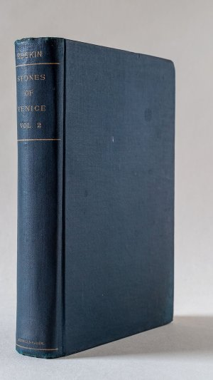 The Stones of Venice Volume the Second: The Sea Stories