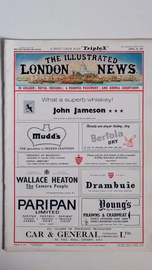 The Illustrated London News No 6351 Volume 238 April 22 1961