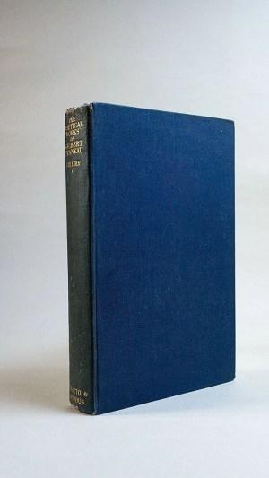The Poetical Works of Gilbert Frankau Volume I 1901 – 1916