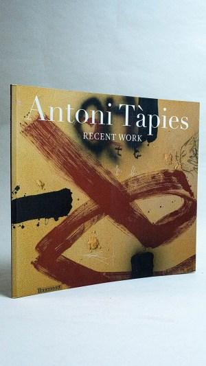 Antoni Tàpies: Recent Work