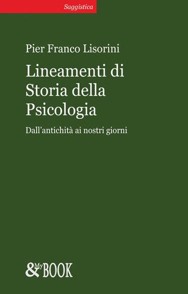 Lineamenti di Storia della Psicologia