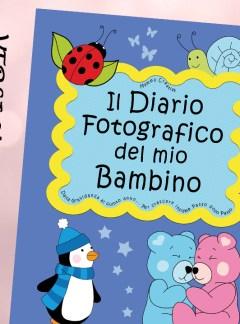 Il Diario fotografico del mio Bambino. Dalla gravidanza al quinto anno… (Neutral)