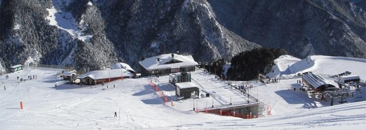 Arinsal ski resort