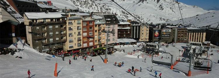 Pas de la Casa ski resort