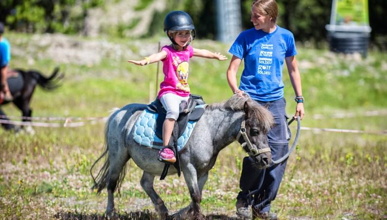 Pony Rides in Canillo